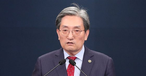 노영민 대통령 비서실장 /청와대 사진기자단