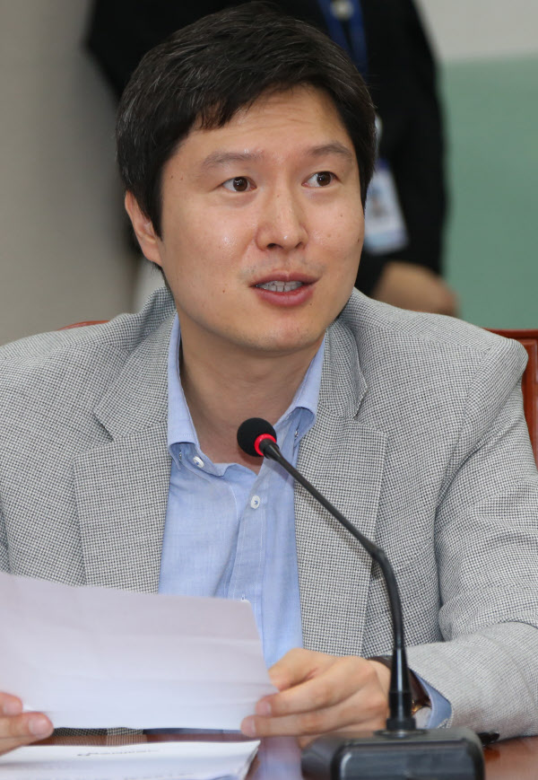 더불어민주당 김해영 최고위원. /조선일보DB
