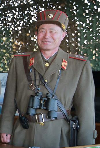 박정천 북한 군 총참모장. /연합뉴스