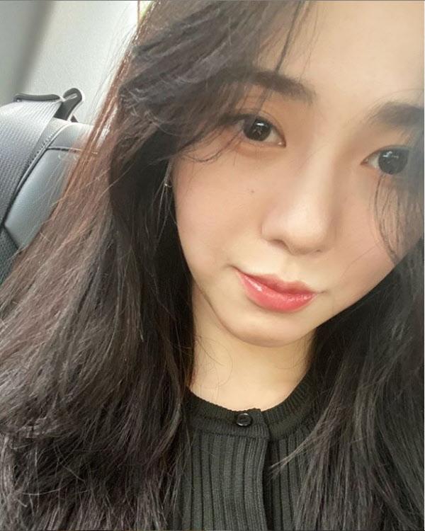 그룹 AOA 전 멤버 권민아. /인스타그램 캡처