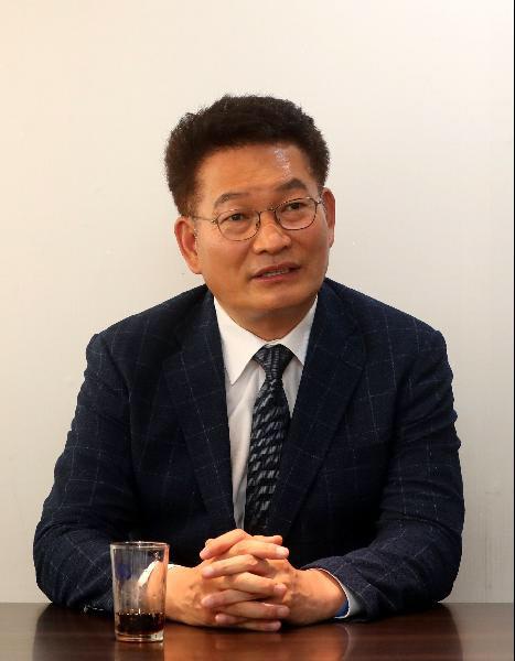 민주당 송영길 의원./조선닷컴DB