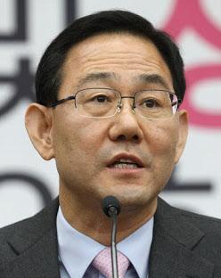 미래통합당 주호영 원내대표./연합뉴스