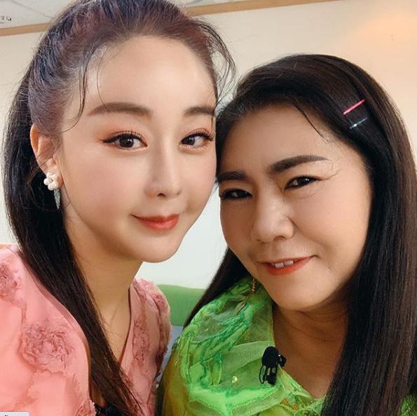 """""""내 며느리 걱정마라""""..함진마마, 18세 연하 '♥진화' 재혼 ..."""