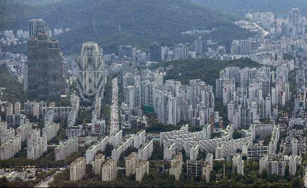 서울의 아파트 단지 모습/조선DB