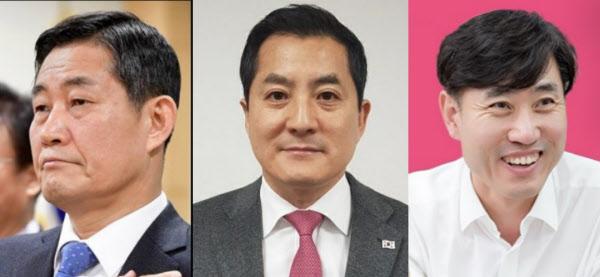 미래통합당 신원식(왼쪽부터), 박대출, 하태경 의원/페이스북
