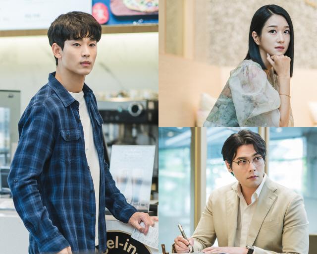 Psycho But It S Okay Kim Soo Hyun Seo Ye Ji Fan Choi Daniel S Jealous Explosion Romance Shines On Chosun Com