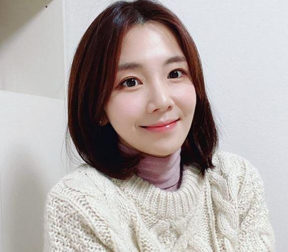 박지희 tbs 아나운서 /인스타그램 캡처