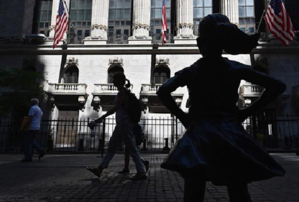뉴욕증시 하락 출발… '美고용 부진·中증시 급락' 여파