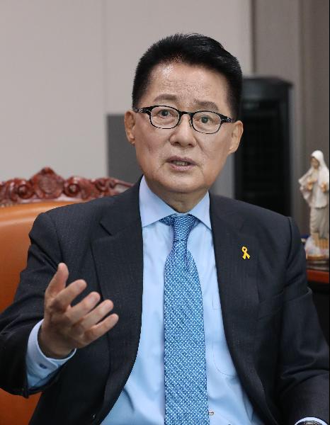 박지원 국정원장 후보자/조선일보DB