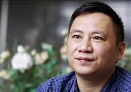 중국 반체제 운동가 '왕단'