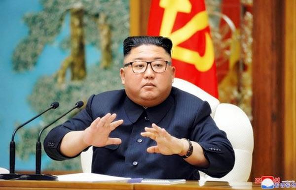 김정은. /조선중앙통신