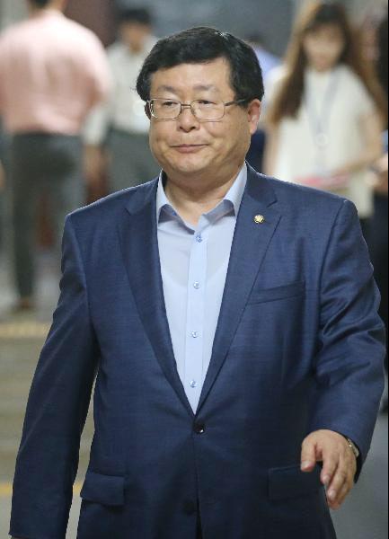 민주당 설훈 최고위원./조선닷컴DB