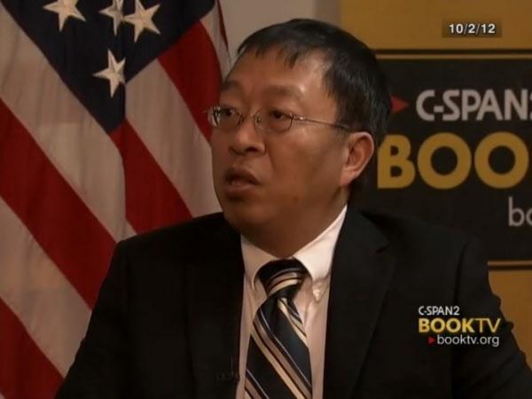 미 국무부 중국 정책 고문인 마일스 위(중국명 위마오춘)