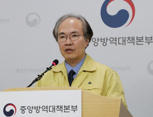 권준욱 중앙방역대책본부 부본부장 /연합뉴스