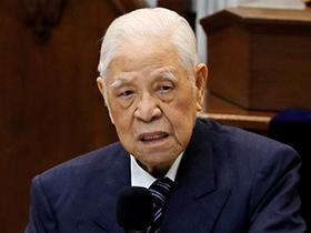 리덩후이 前 총통