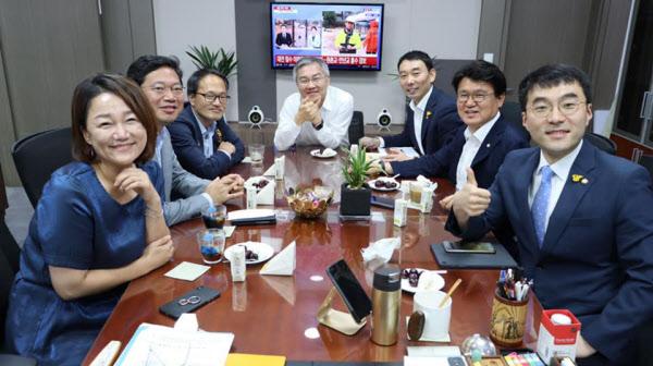 /최강욱 열린민주당 대표 페이스북