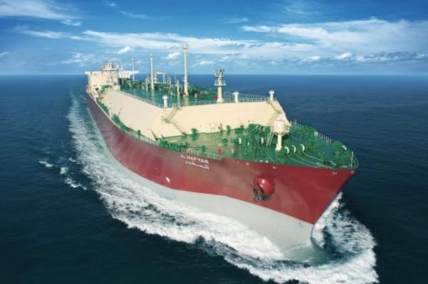 삼성중공업이 말레이시아 선사로부터 수주한 LNG 운반선. / 삼성중공업 제공