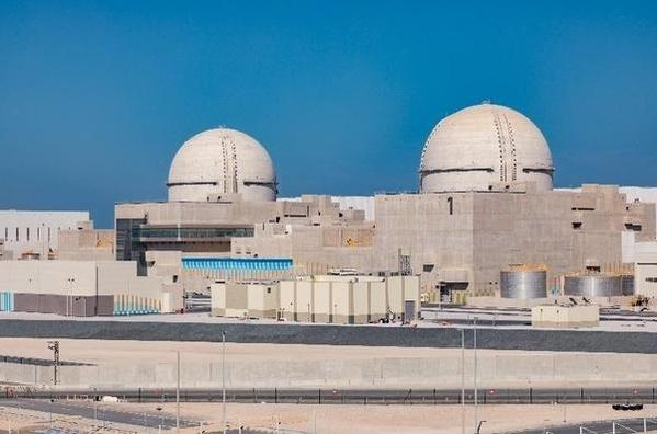 UAE 바라카 원전. /조선DB