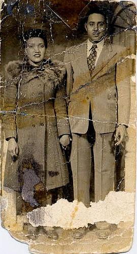 헨리에타 랙스(왼쪽)의 생전 모습/존스홉킨스병원 홈페이지