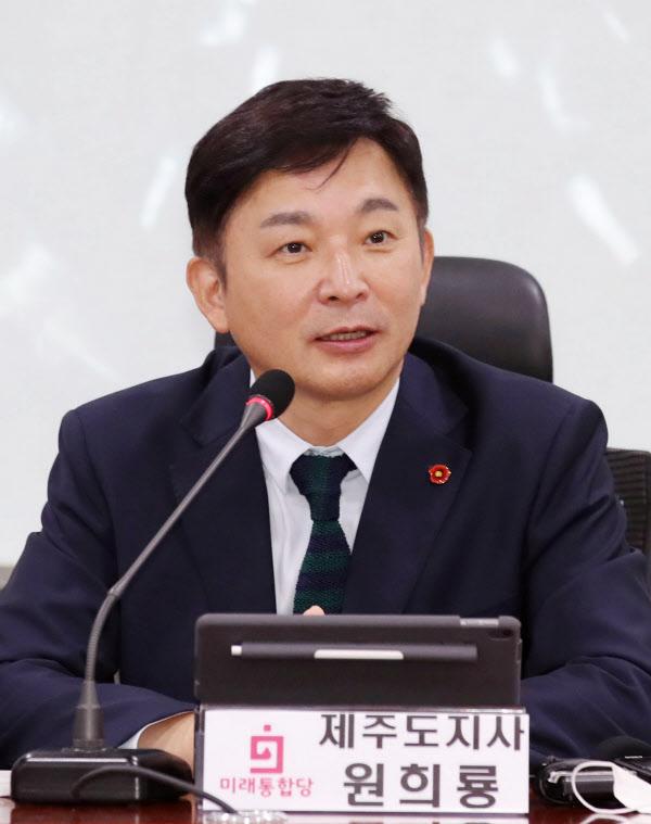 원희룡 제주지사/뉴시스