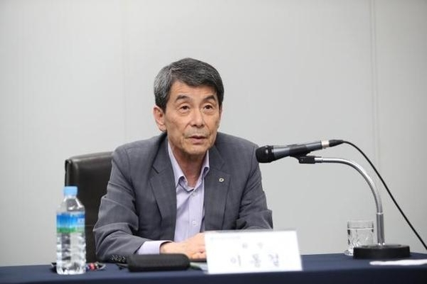 이동걸 산업은행 회장. /조선DB
