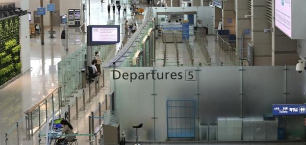 '활주로 침수' 광주공항 항공기 12편 결항