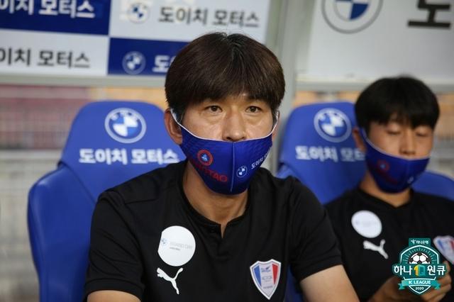 수원 주승진 감독대행