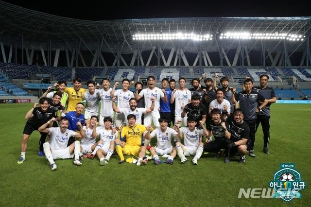 프로축구 인천 유나이티드 첫 승