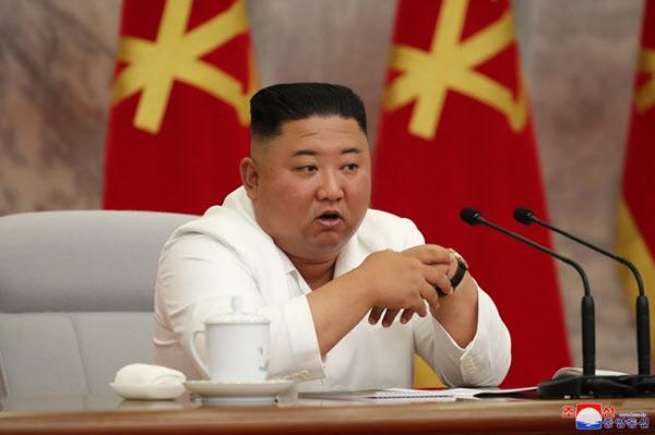 북한 김정은 국무위원장./연합뉴스