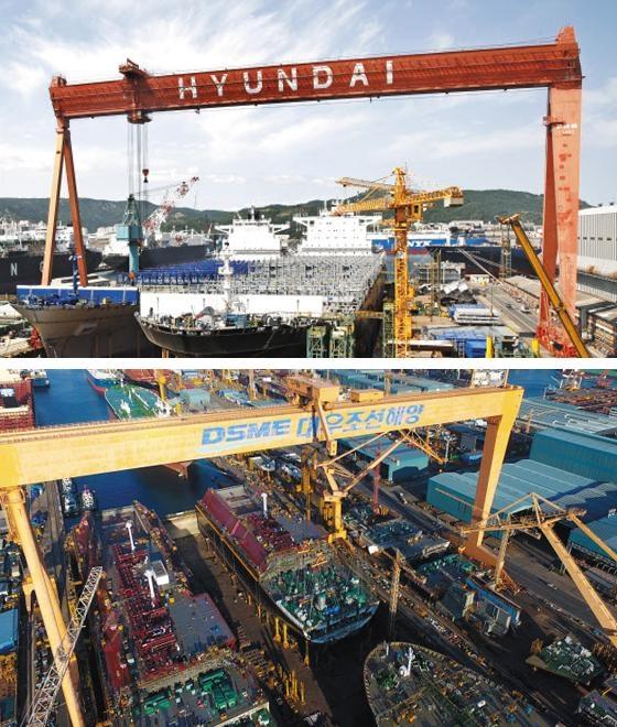 싱가포르, 현대重-대우조선 기업결합 '무조건 승인'