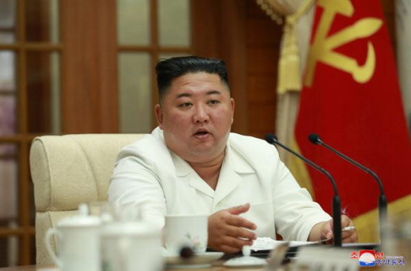 북한 김정은 국무위원장. /연합뉴스·조선중앙통신