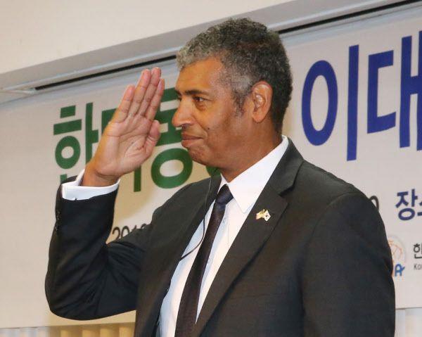 빈센트 브룩스 전 한미연합사령관/오종찬 기자
