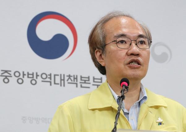 권준욱 중앙방역대책부본부장(국립보건연구원장)/연합뉴스
