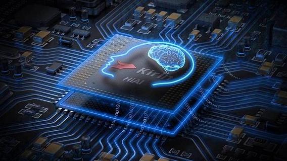 중국 화웨이의 스마트폰용 프로세서를 생산하는 하이실리콘 칩 이미지. /하이실리콘 제공