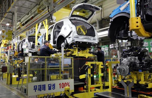 정부, '쌍용 자동차의 할인 어음 대출 전환'에 은행권 협력 요청