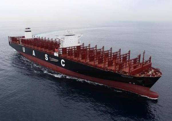 한국 조선 해양, 새해 첫 수주 … 9000 억원에 초대형 컨테이너 선 6 척