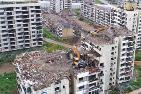 단군 이래 최대 재건축으로 꼽히는 사업지인 둔촌주공아파트./조선DB
