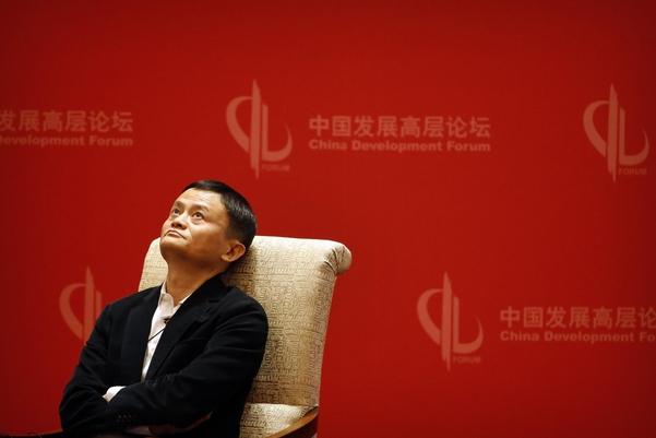 알리바바 창업자이자 중국에서 가장 유명한 기업인인 마윈(馬雲·56) 전 회장. 마 전 회장은 지난 2019년 회장직에서 은퇴했지만 개인 최대 주주로 그룹에 대한 지배력을 행사하고 있다. /AP연합뉴스