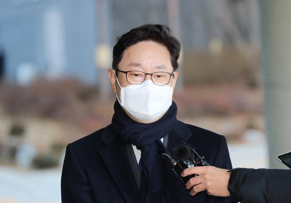 박범계 법무부 장관 후보자. /조선DB