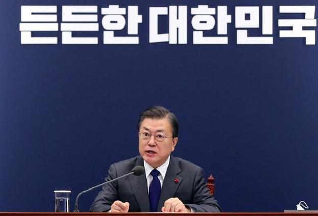 """바이든 원 통령 취임식, """"북한과의 대화와 협력을위한 최선의 노력"""""""