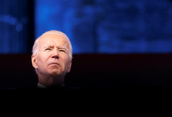 'Biden Day 2'뉴욕 증시, 혼합 세 출발