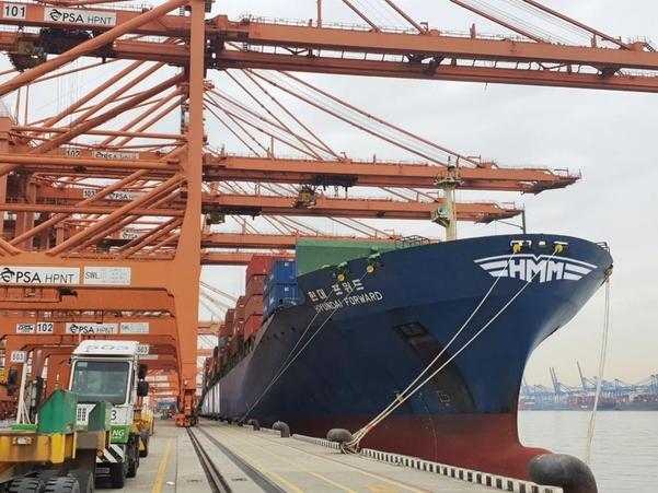 미주 등 주요항로에 국적선사 임시선박 5척 긴급투입
