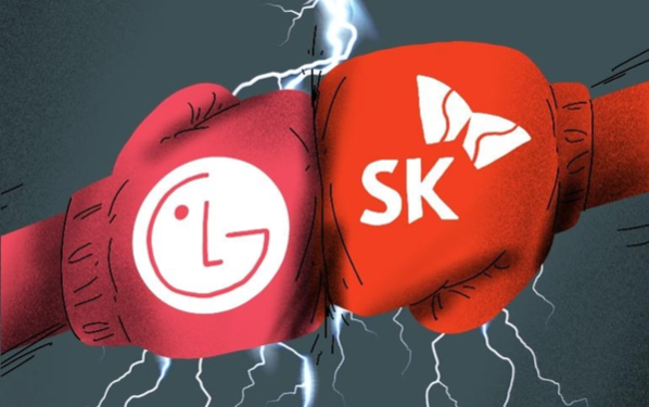 "LG '배터리 전쟁'승리 … 미국 ITC ""SK 배터리 10 년 생산 및 수입 금지""(전체)"