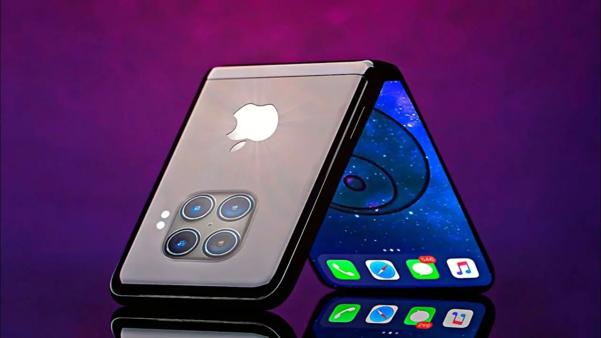 2 년 후 Apple 폴더 블 폰은 어떤 모습일까요?