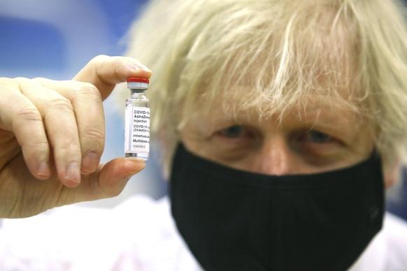 "WP""영국인도 화이자 백신을 선호한다""… AstraZeneca는 찬 쌀인가?"