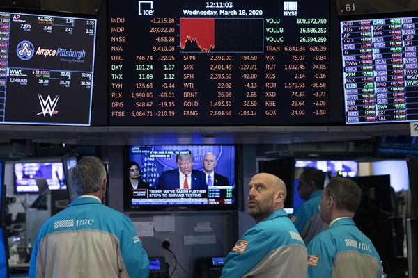 뉴욕증권거래소(NYSE)/AP연합뉴스