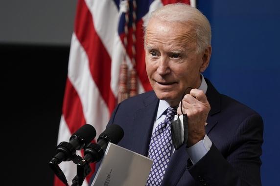 바이든 취임 36 일 만에 5 천만명 예방 접종… 미국 집단 면역 '그린 라이트'