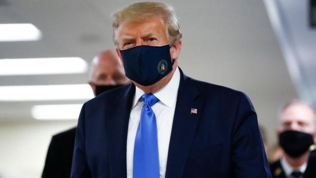평생 예방 접종을받은 트럼프, 은퇴 전 조용히 예방 접종
