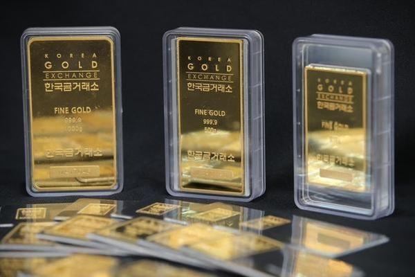 저렴한 금, 인플레이션 우려 중복 및 인기 … 은행의 금괴 부족