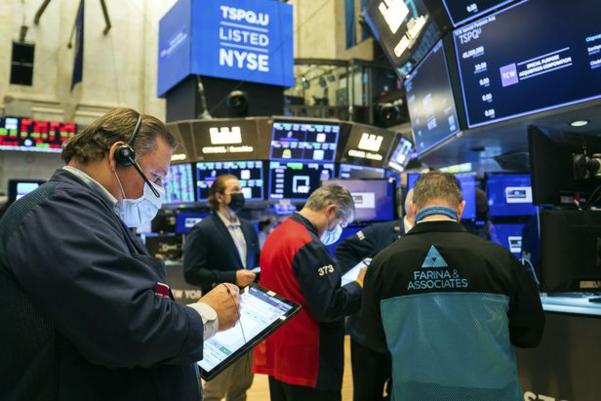 뉴욕 증시, Fed Pigeon Keys 강세… Dow S & P Highest
